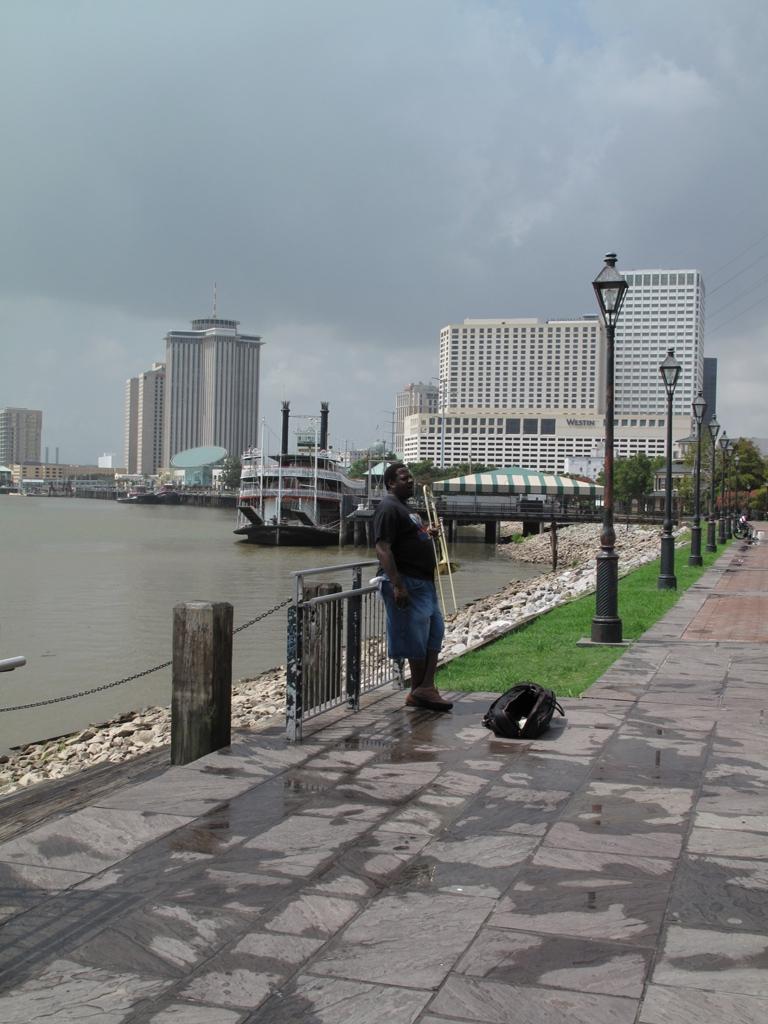 New Orleans: Sıcak, nehir ve Jazz