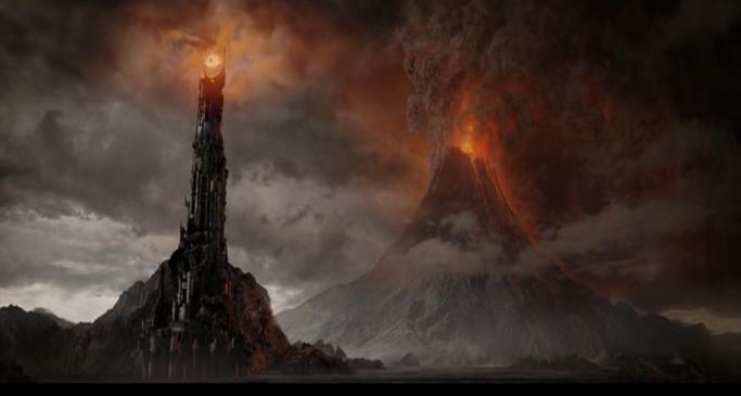 Mordor Mordorlularındır.