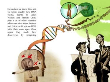 DNA nedir? ( Gerçeğin Büyüsü)